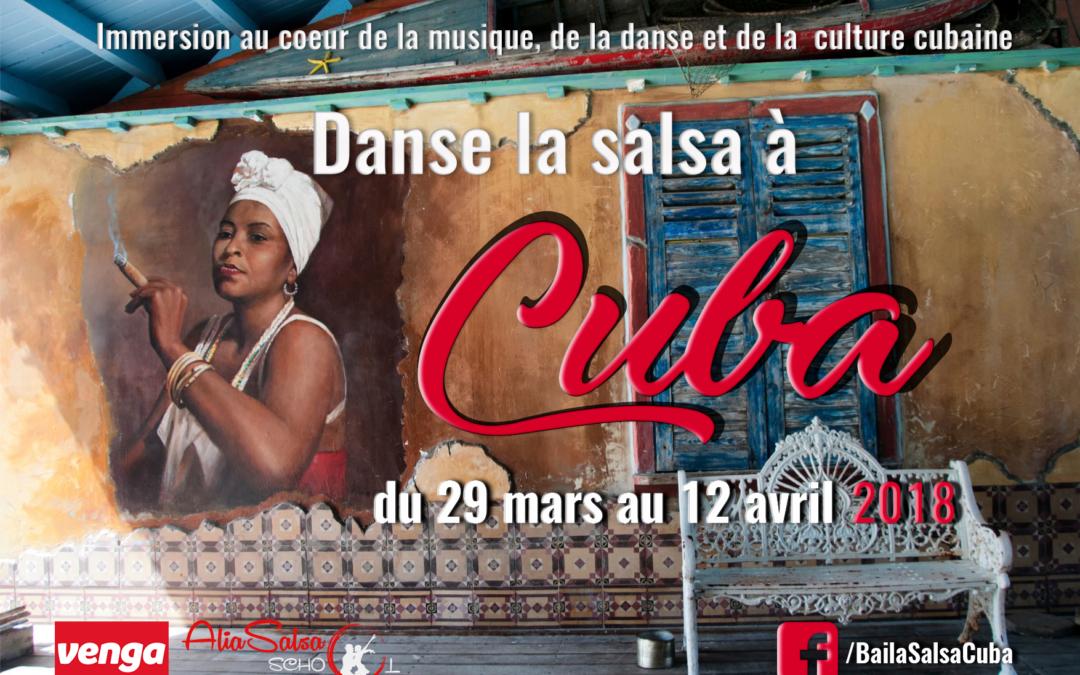 2020 – Voyage à Cuba annuel