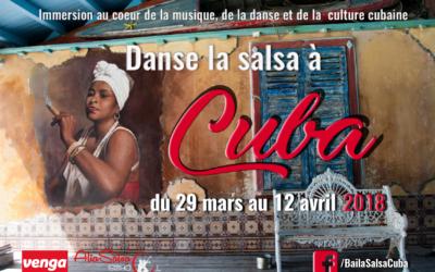 2019 – Voyage à Cuba annuelle
