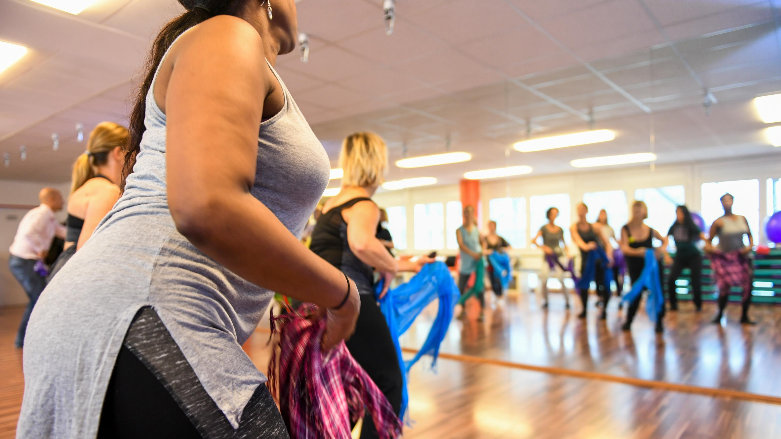 Cours de danse latinos, zumba pour enfants