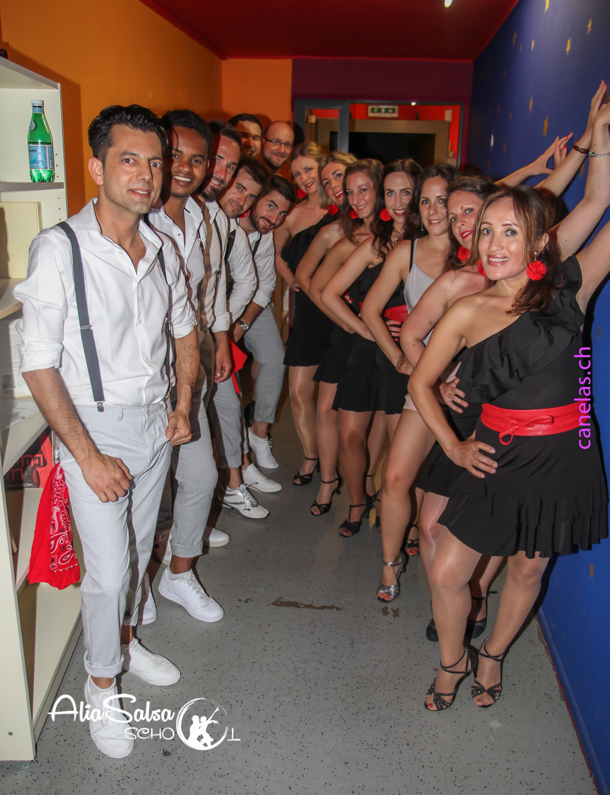 AliaSalsa ecole de danse lausanne soiree bachata salsa cubaineAlia Salsa Soireé Salsa - Bachata-13