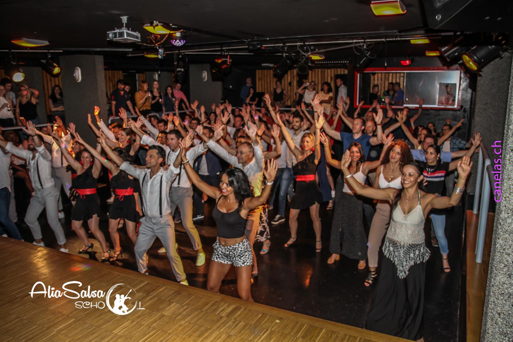 AliaSalsa ecole de danse lausanne soiree bachata salsa cubaineAlia Salsa Soireé Salsa - Bachata-28
