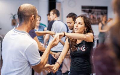 Salsa cubaine initiation 27.09 / 25.10 / 29.11