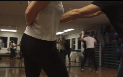 Salle cours de danse
